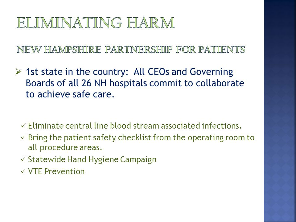 New Hampshire Partnership for Patients