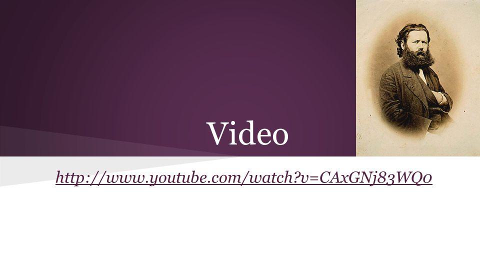Video http://www.youtube.com/watch v=CAxGNj83WQ0