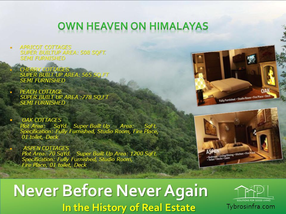 Own Heaven on Himalayas