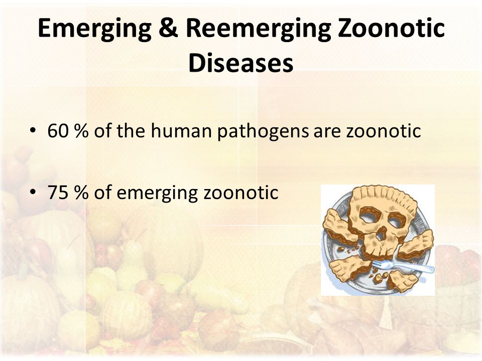 Emerging & Reemerging Zoonotic Diseases