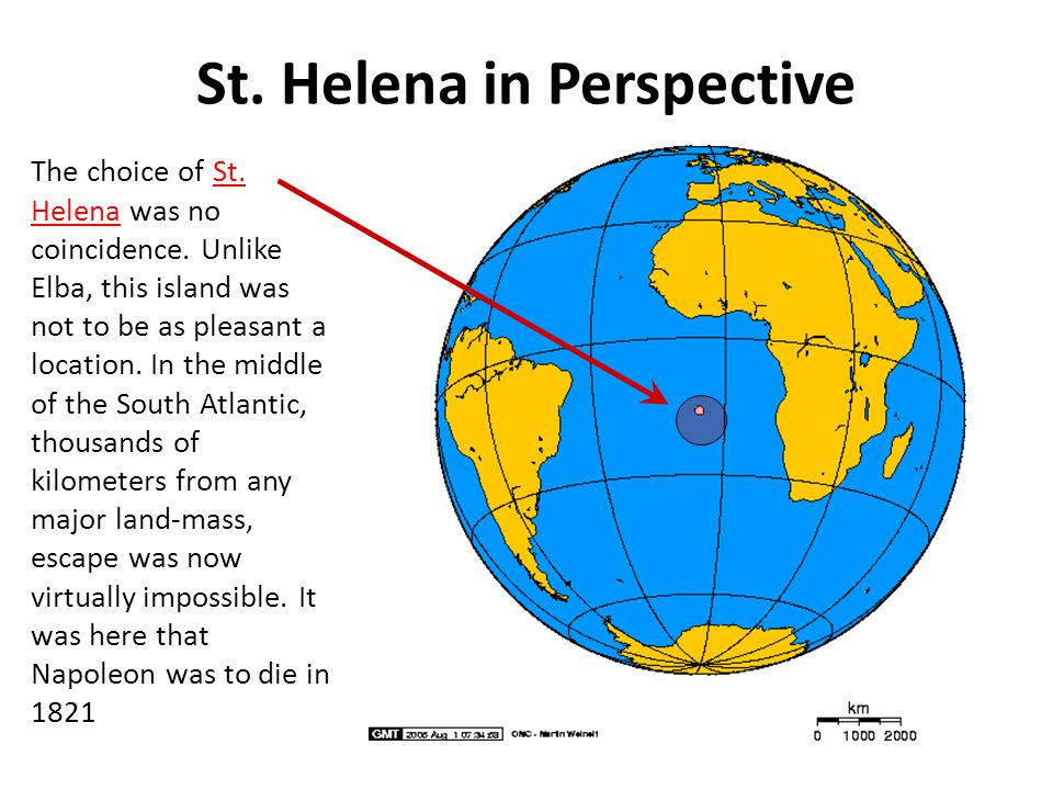 St. Helena in Perspective