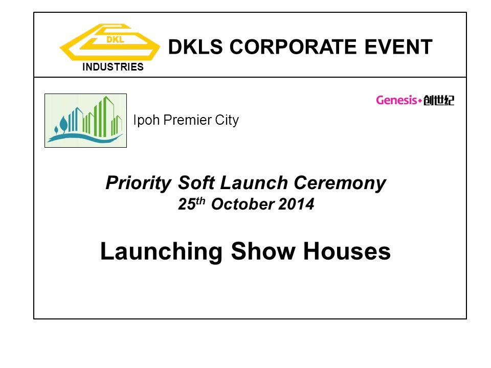 Priority Soft Launch Ceremony