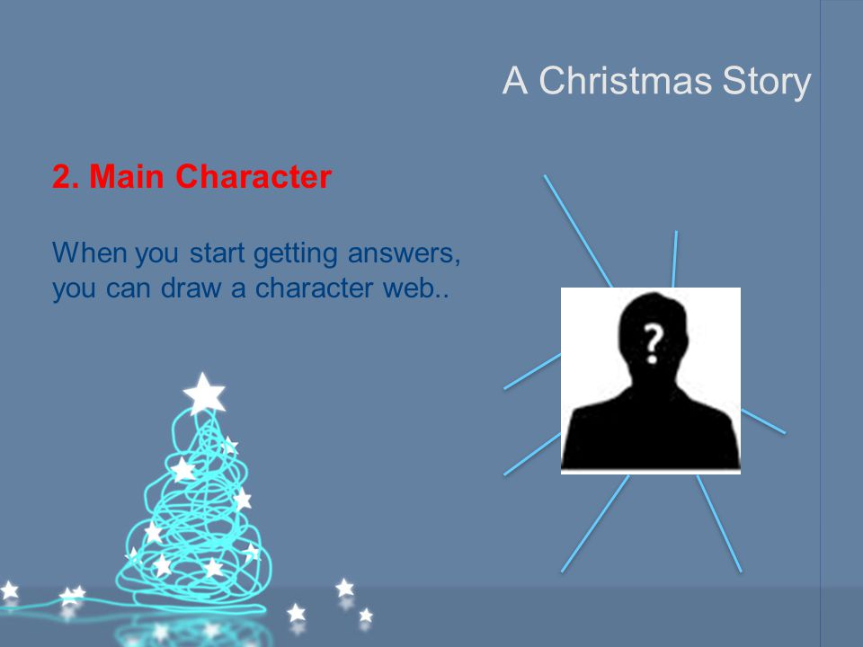 A Christmas Story 2. Main Character