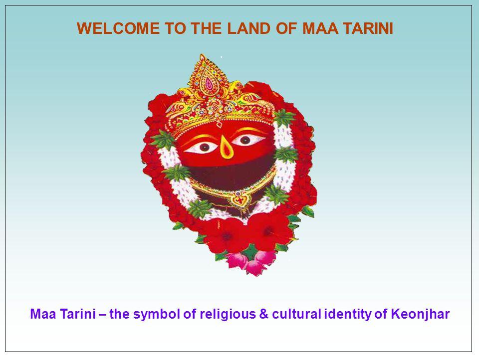 Maa Tarini – the symbol of religious & cultural identity of Keonjhar