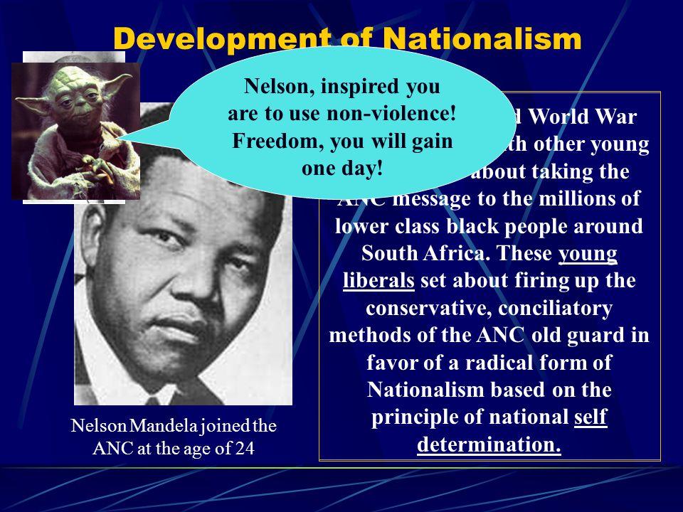 Development of Nationalism