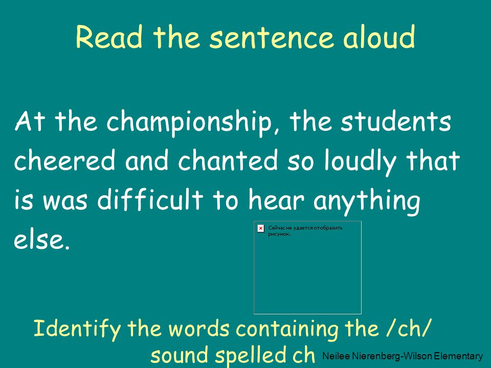 Identify the words containing the /ch/ sound spelled ch