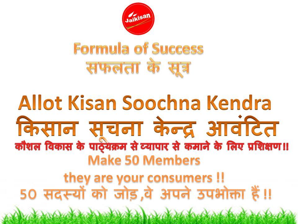 Formula of Success सफलता के सूत्र