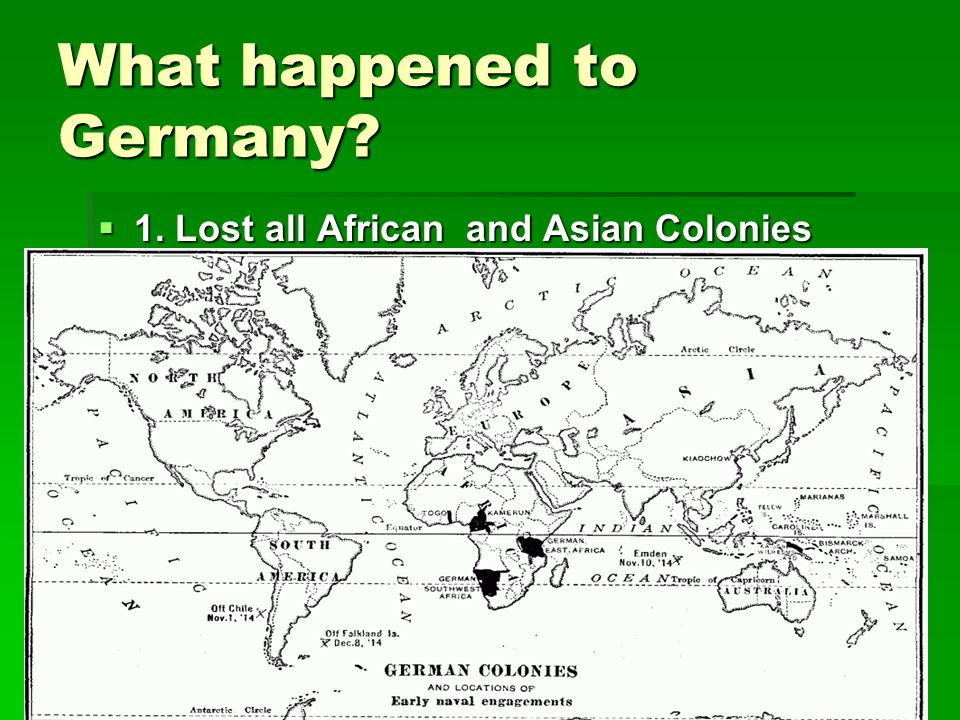 What happened to Germany
