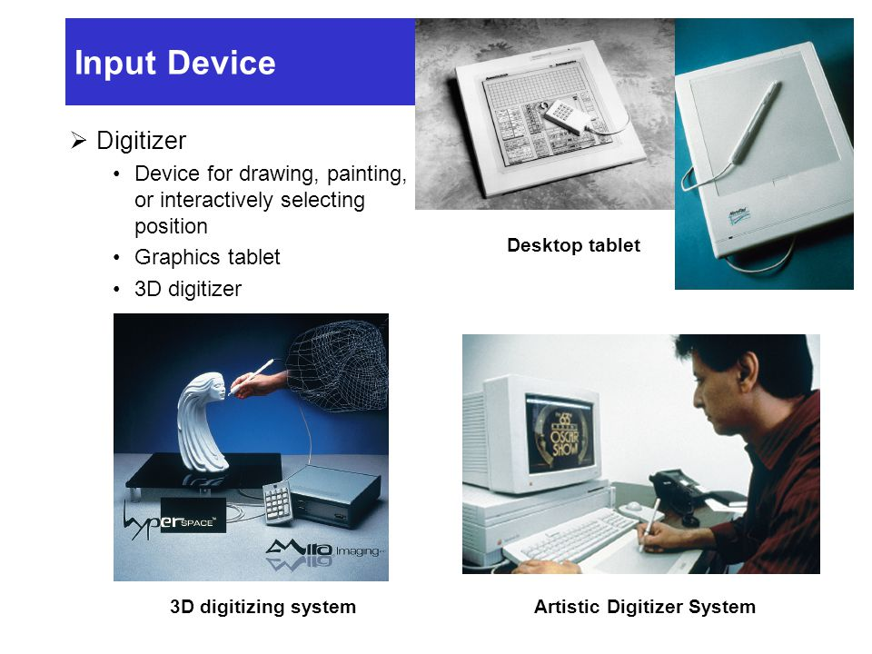 Input Device Digitizer