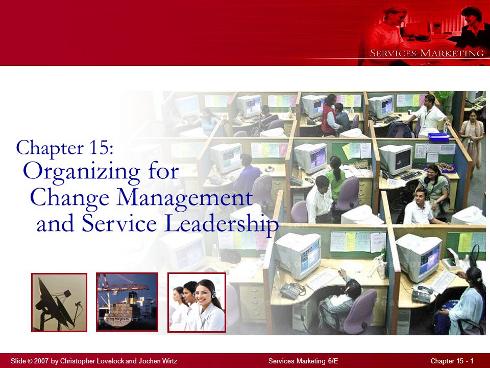and Service Leadership