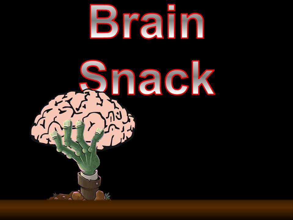 Brain Snack . . . .