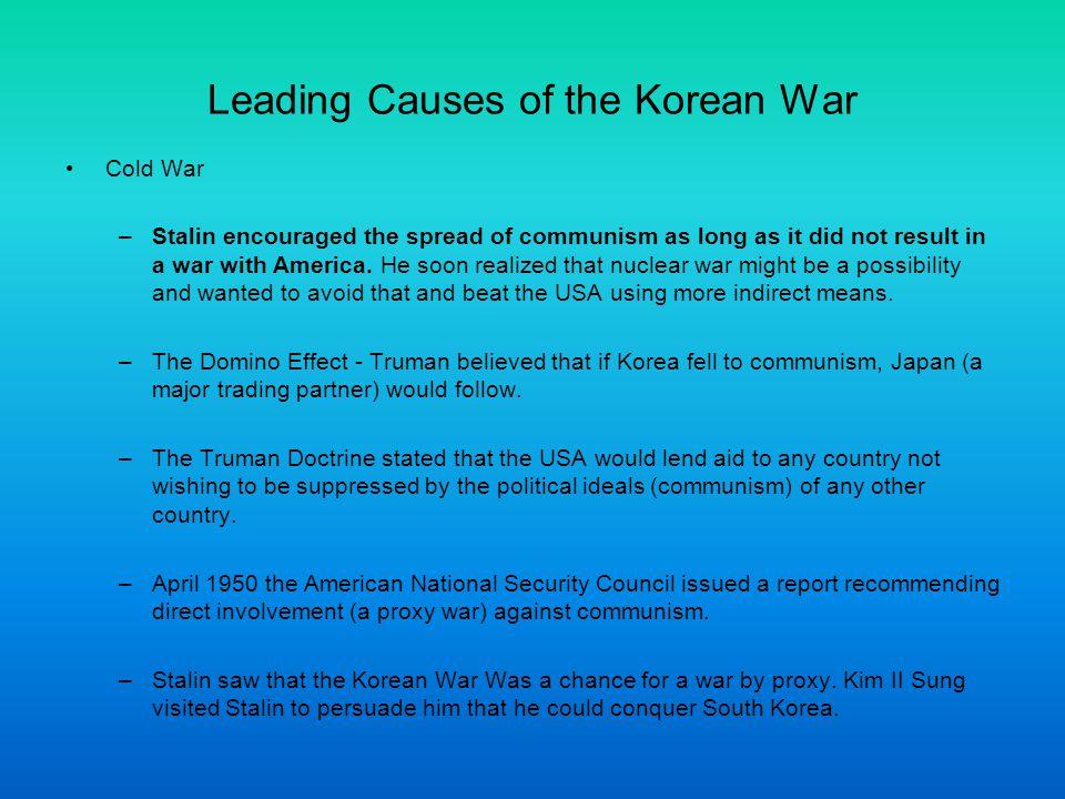 Why dod us intervene in korea essay
