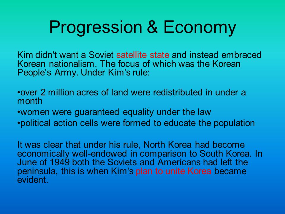 Progression & Economy