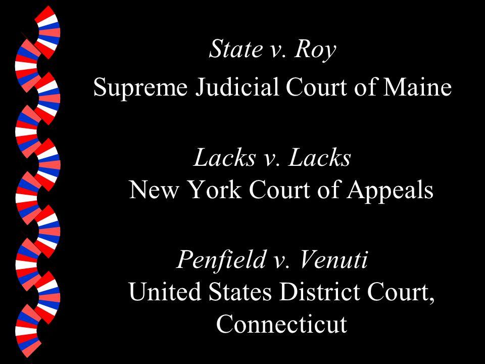Supreme Judicial Court of Maine