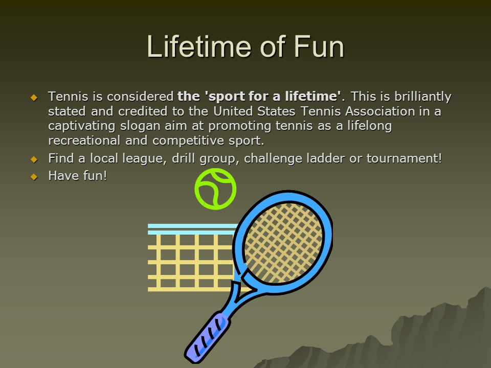 Lifetime of Fun