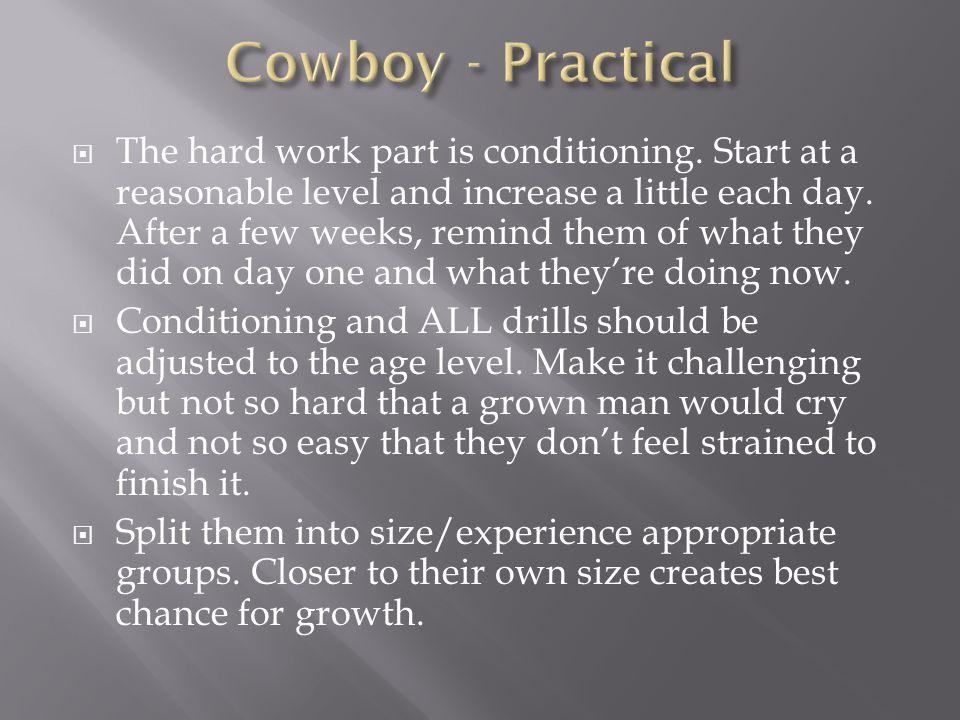 Cowboy - Practical