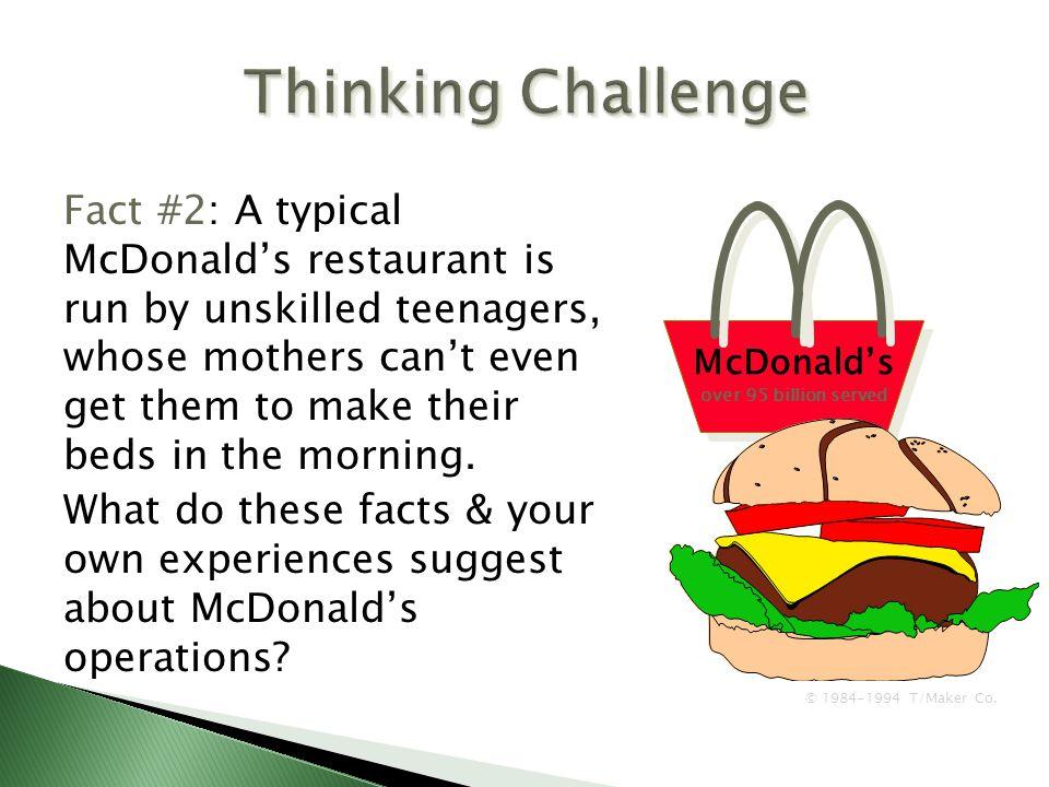 McDonald's over 95 billion served