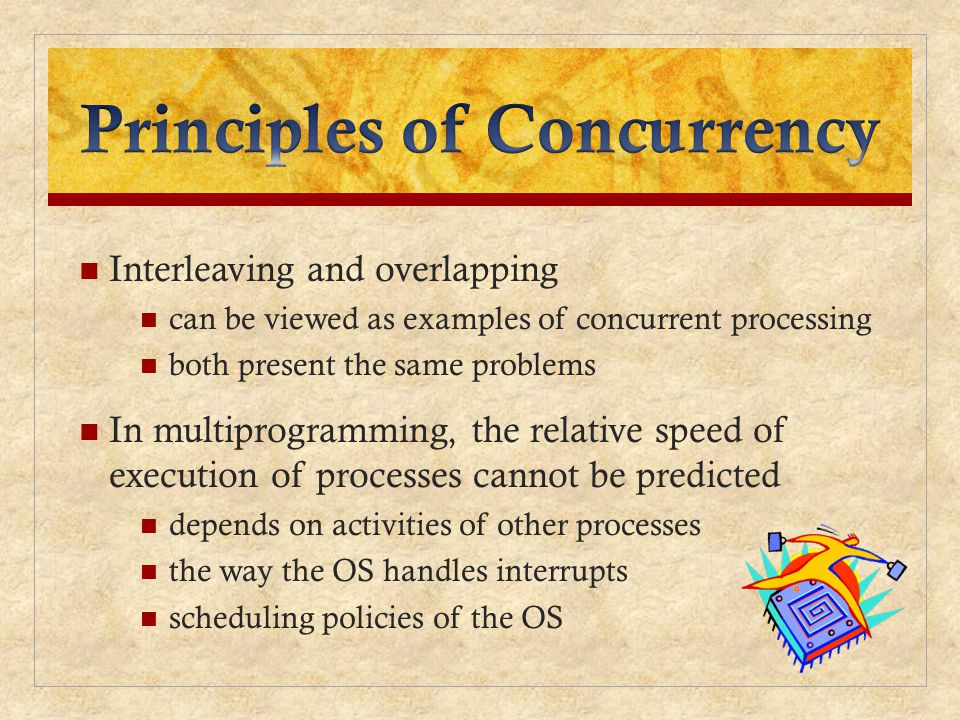 Principles of Concurrency
