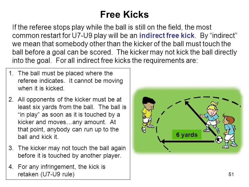 Free Kicks