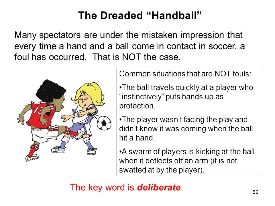 The Dreaded Handball