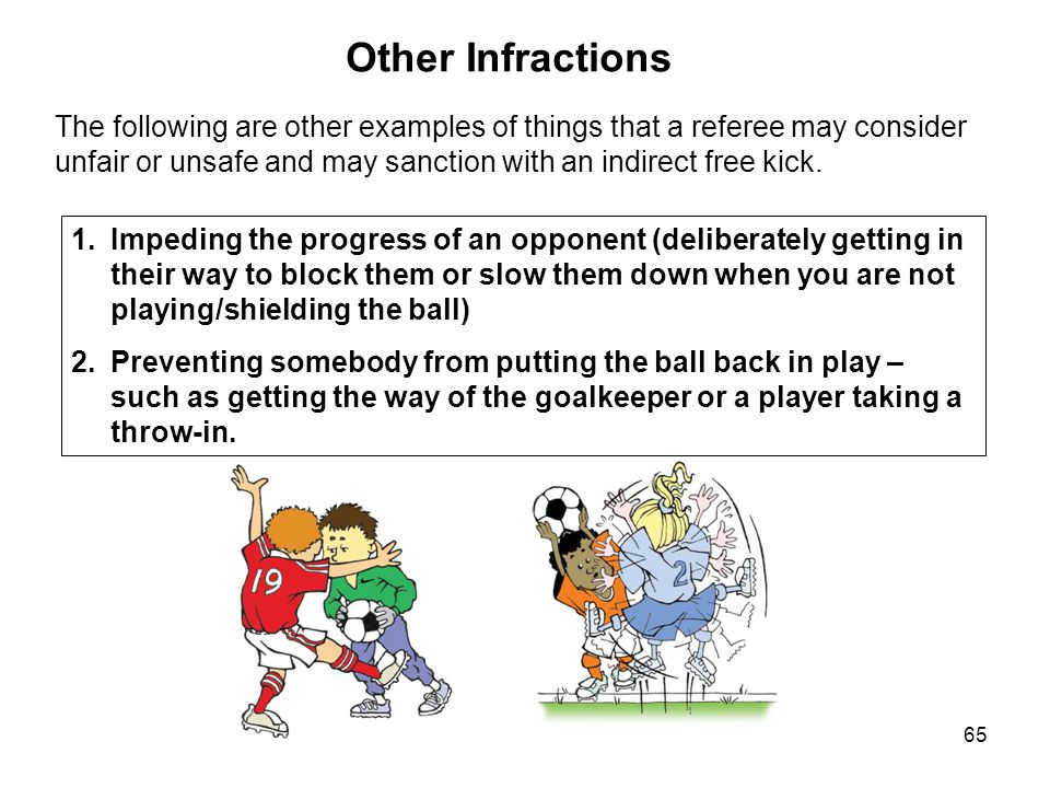 Other Infractions