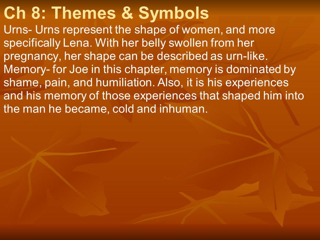 Ch 8: Themes & Symbols