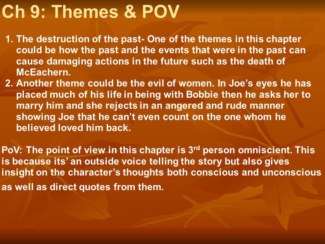 Ch 9: Themes & POV