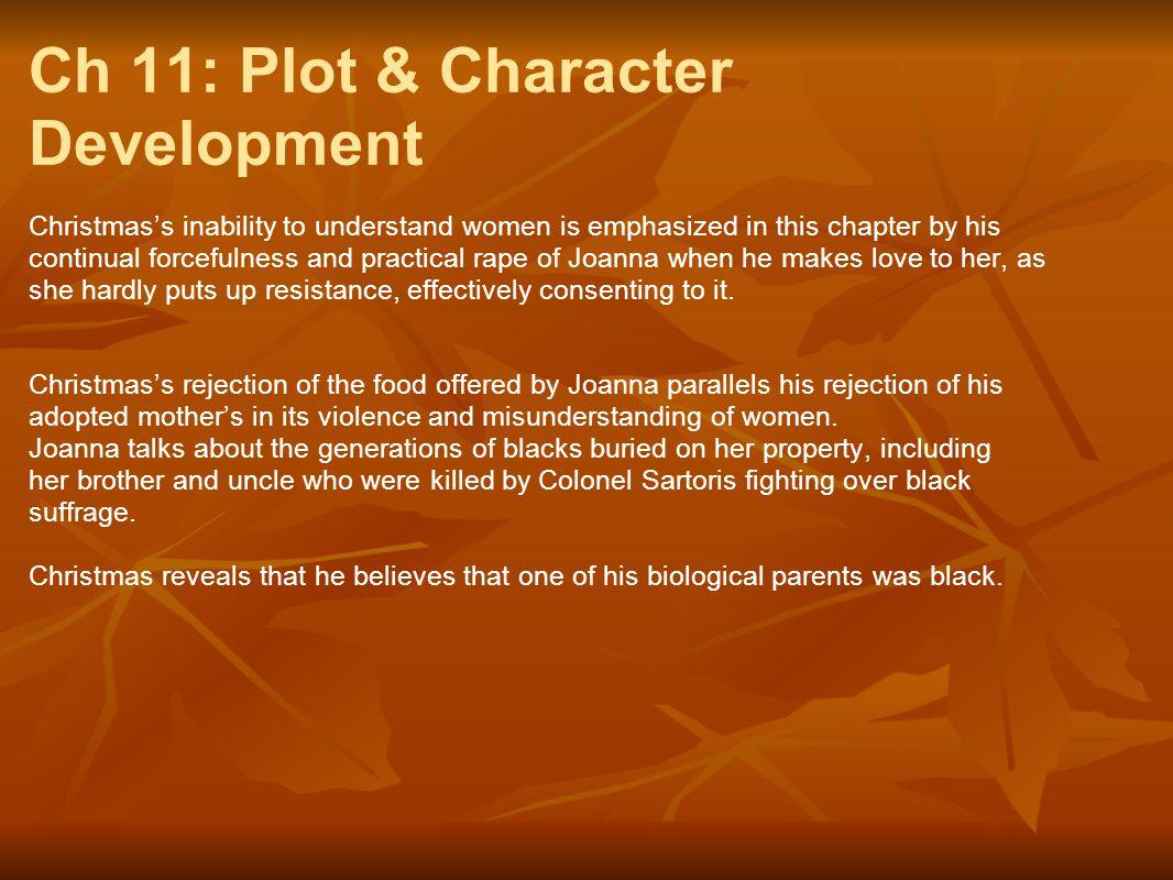 Ch 11: Plot & Character Development
