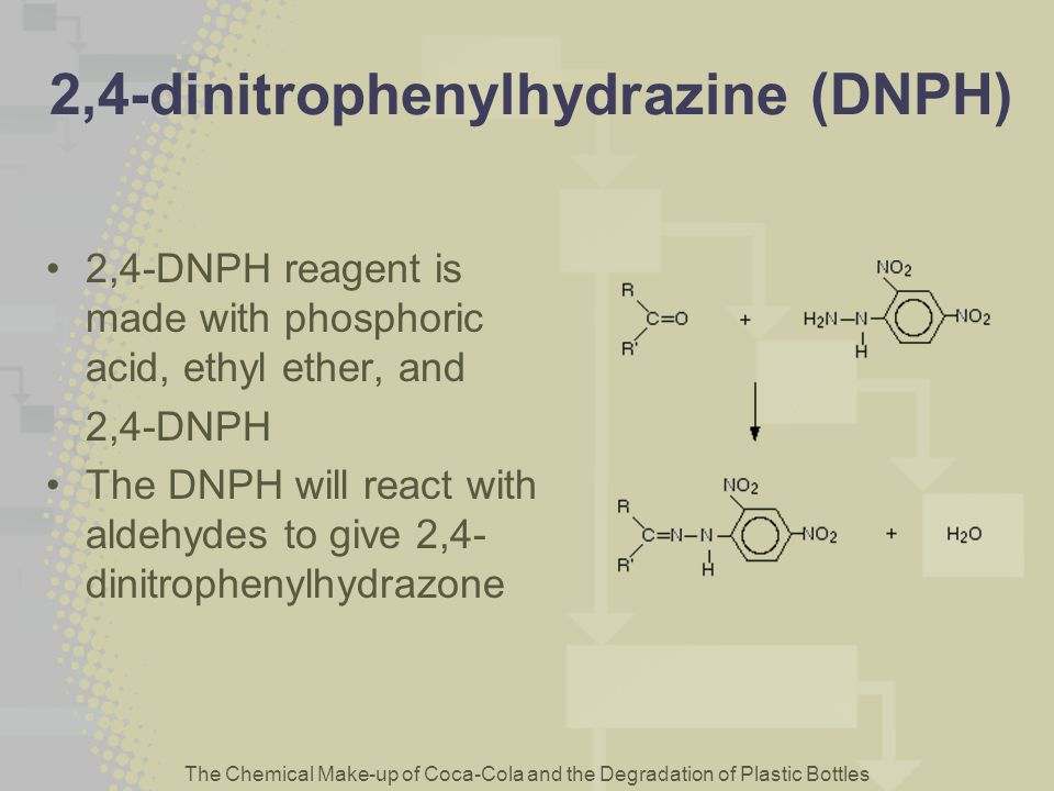 2,4-dinitrophenylhydrazine (DNPH)