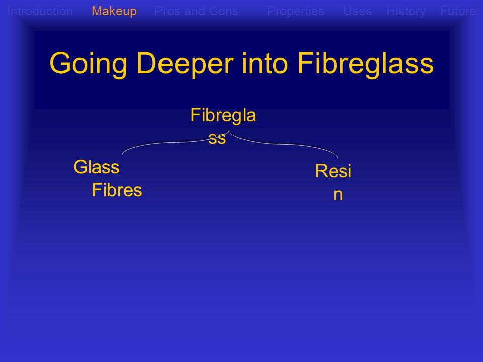 Going Deeper into Fibreglass