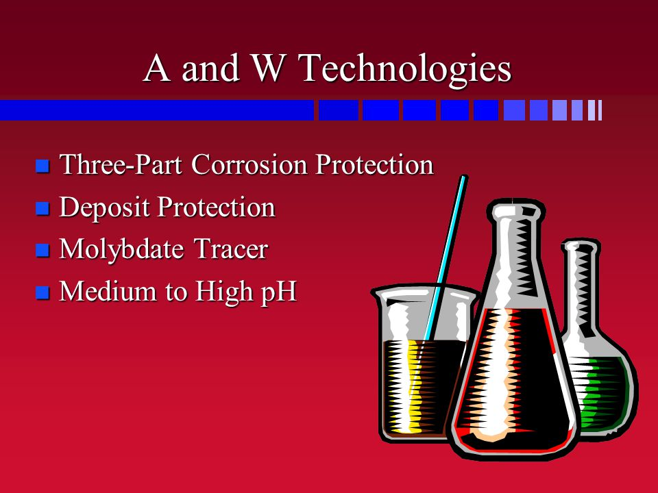 A and W Technologies Three-Part Corrosion Protection