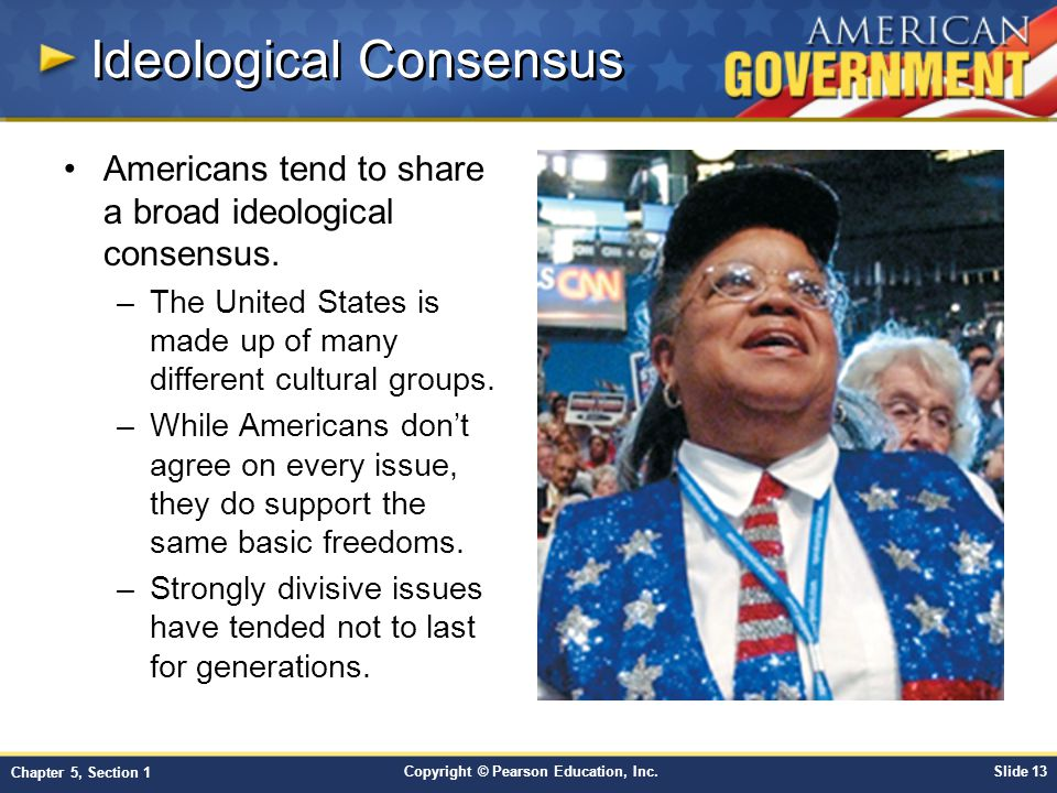 Ideological Consensus
