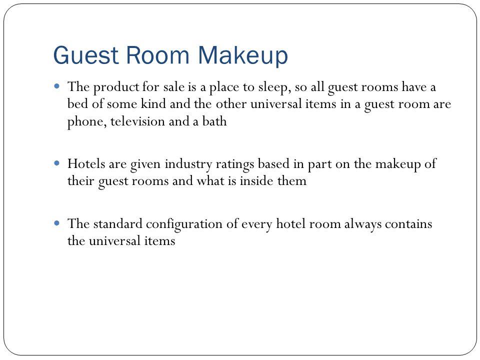 Guest Room Makeup