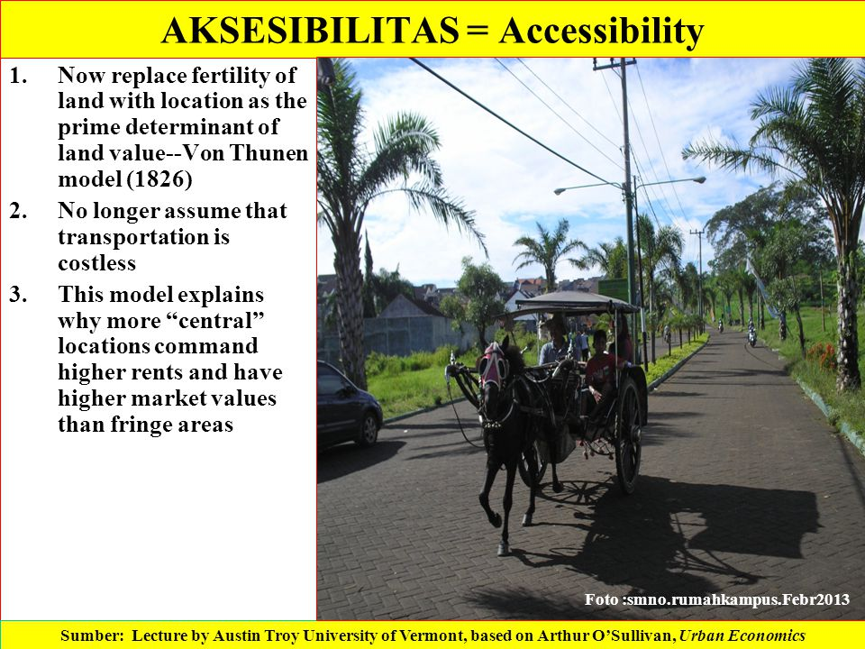 AKSESIBILITAS = Accessibility