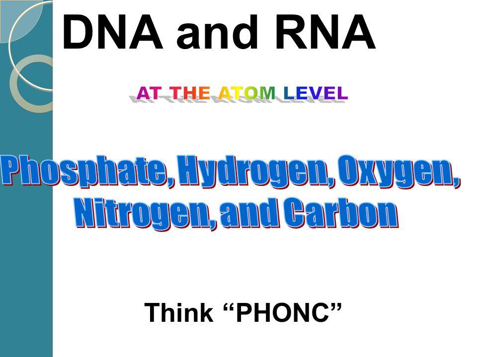 Phosphate, Hydrogen, Oxygen,