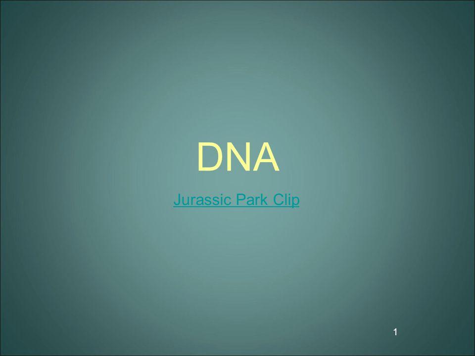 DNA Jurassic Park Clip