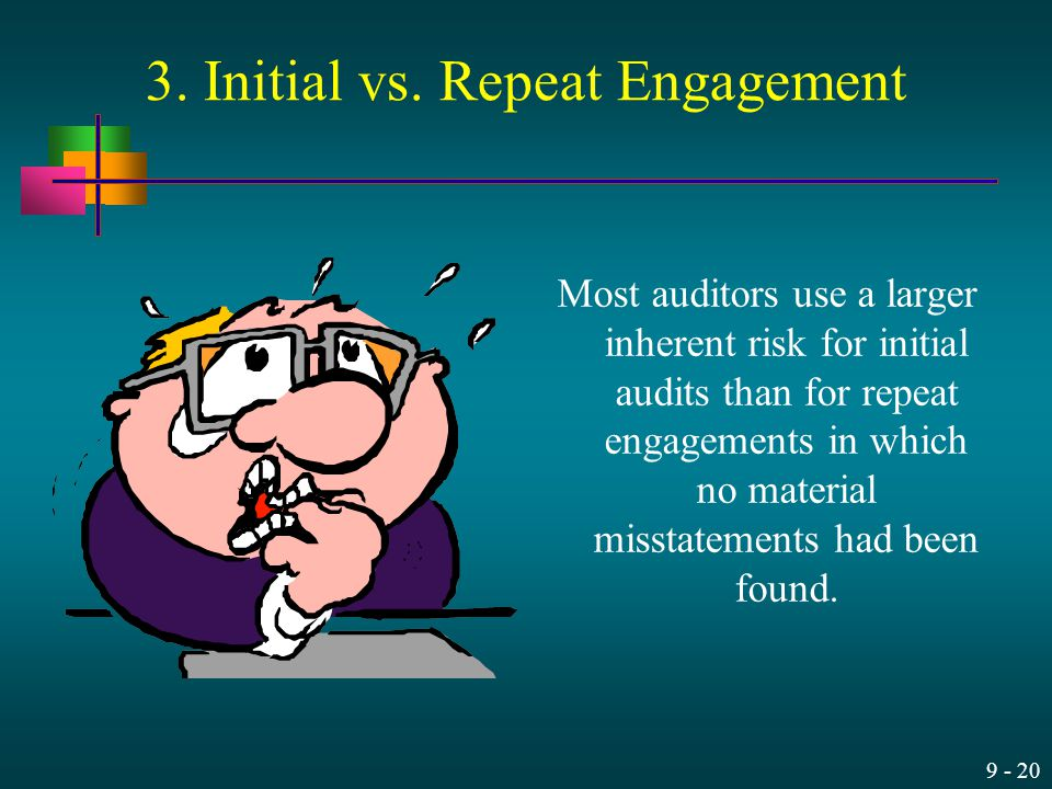 3. Initial vs. Repeat Engagement