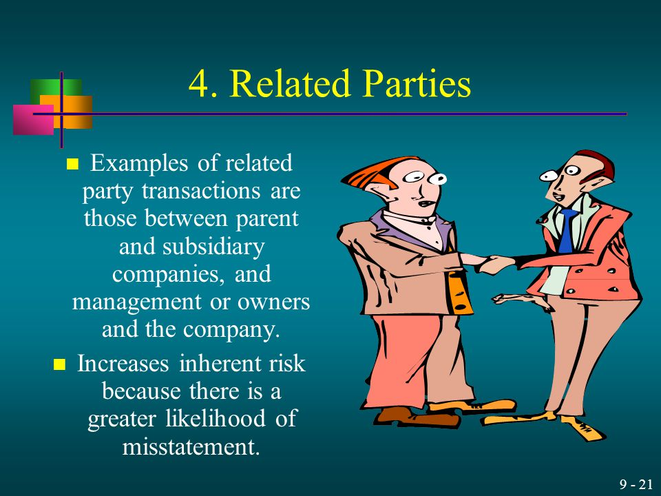 4. Related Parties