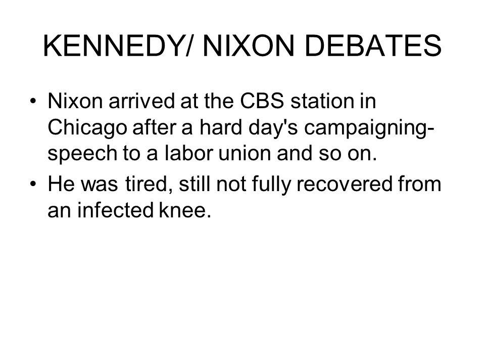 KENNEDY/ NIXON DEBATES