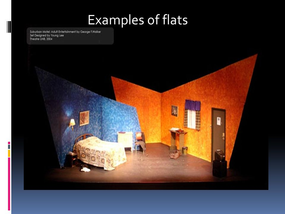 Examples of flats