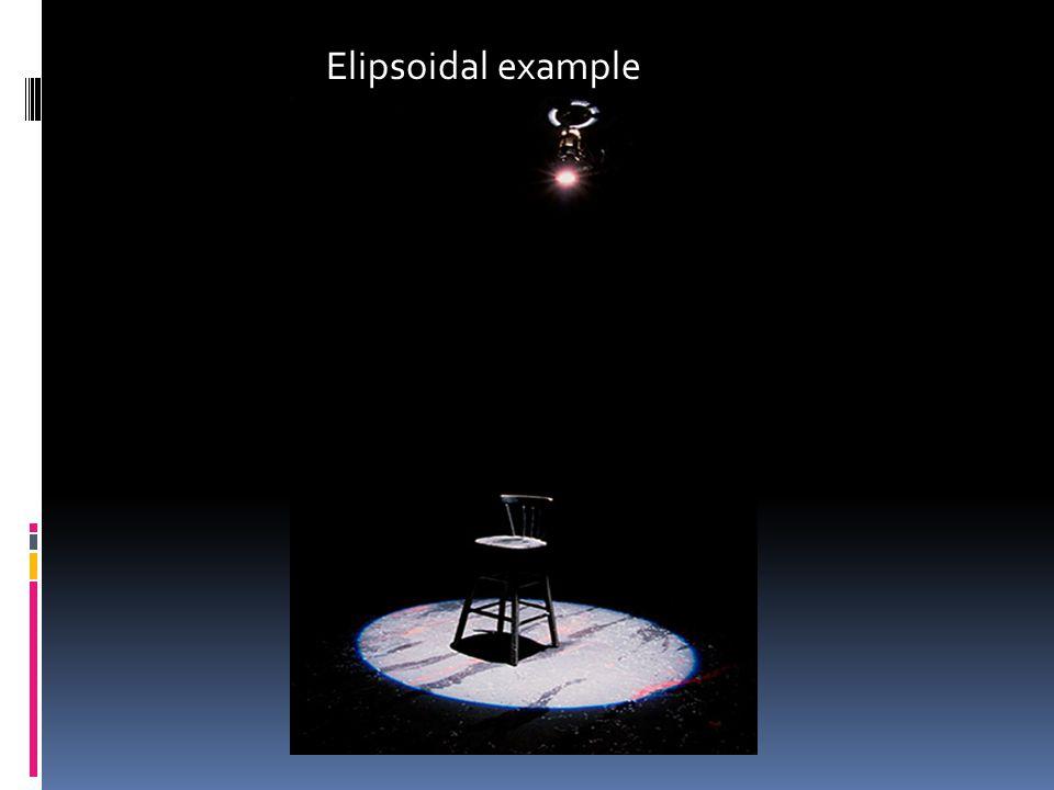 Elipsoidal example
