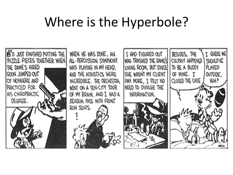 Where is the Hyperbole