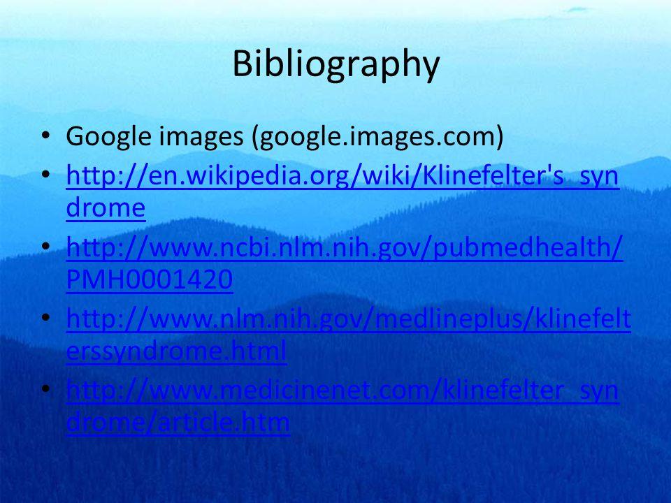 Bibliography Google images (google.images.com)