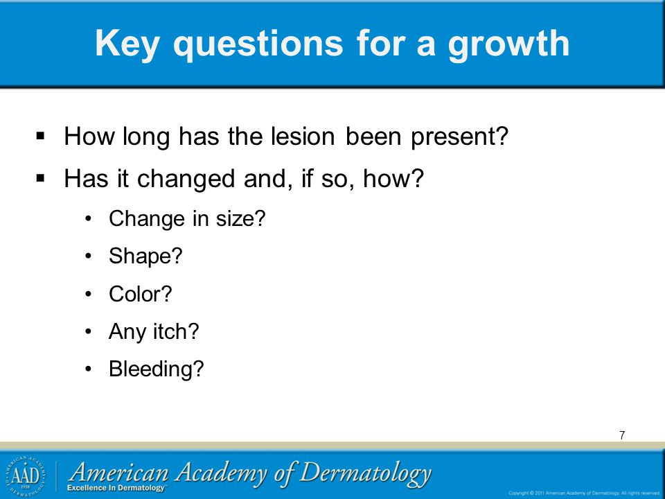 Key questions for a growth