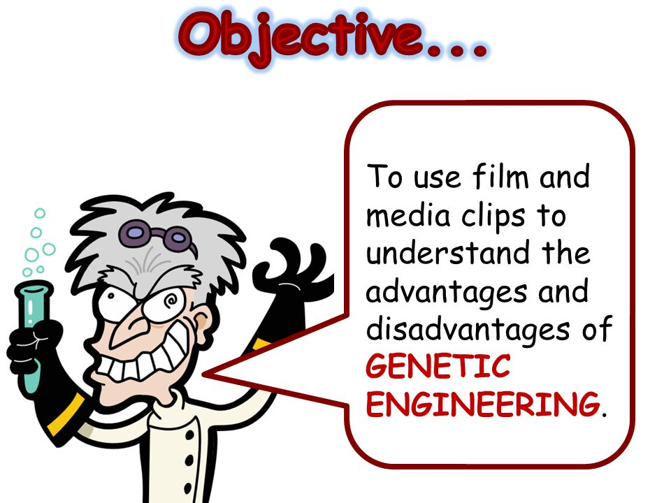 Objective...