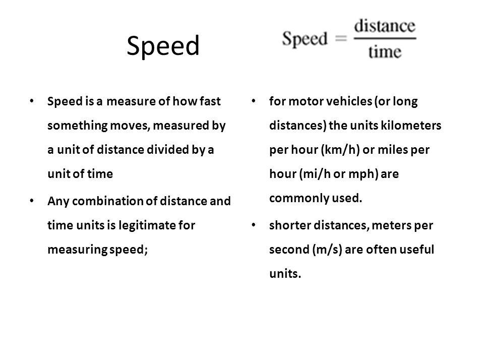 miles pr hour to km