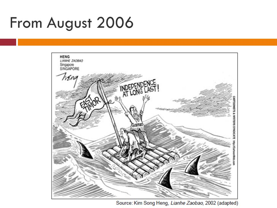 From August 2006