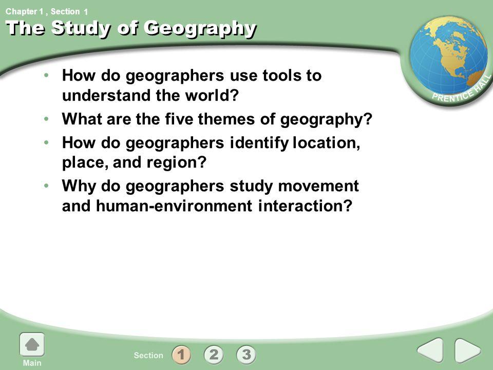 Ferda, Ch 1 Geography Notes