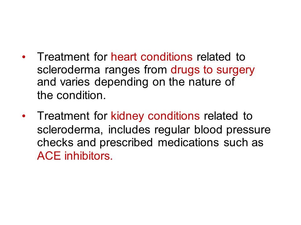 Treatment for heart conditions related to
