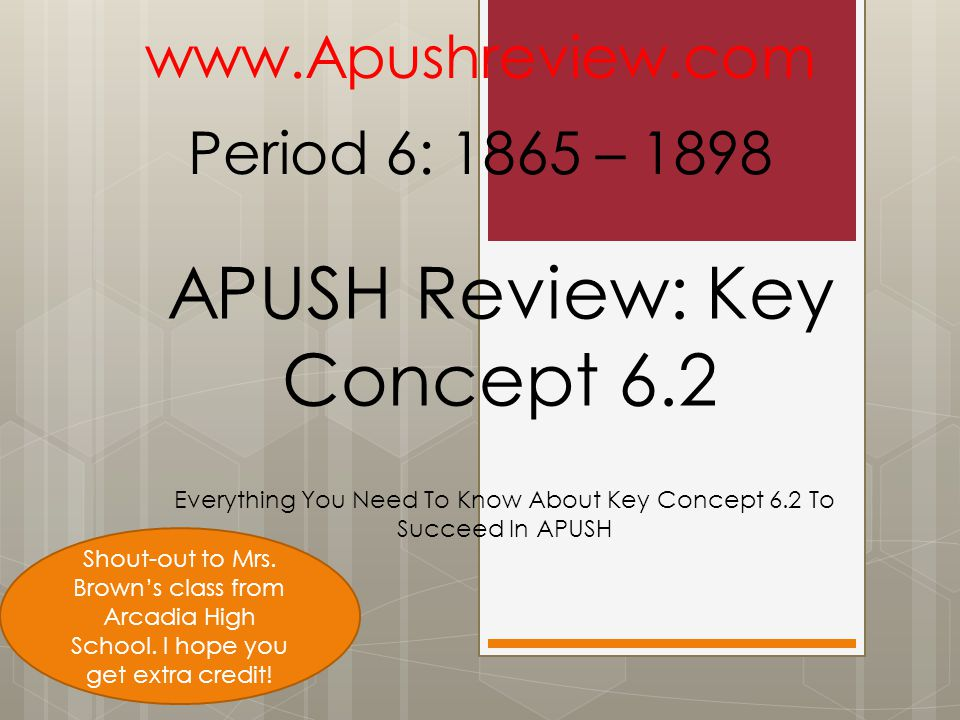 APUSH Review Flashcards   Quizlet